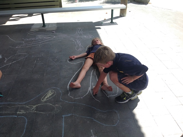 Do we measure up chalk people 6