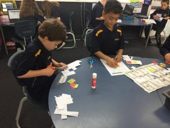 The three dimensional cube challenge made us think in different ways2