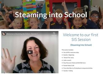 steaming into school online room15 4