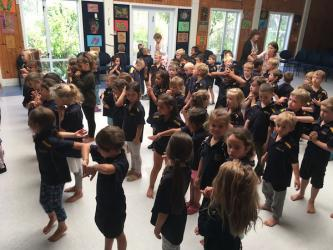 Kapa Haka Juniors