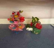 Flowers in a novelty container 2015 3 opt