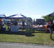 Food tent and quick fire raffles Pet Day 2015 opt